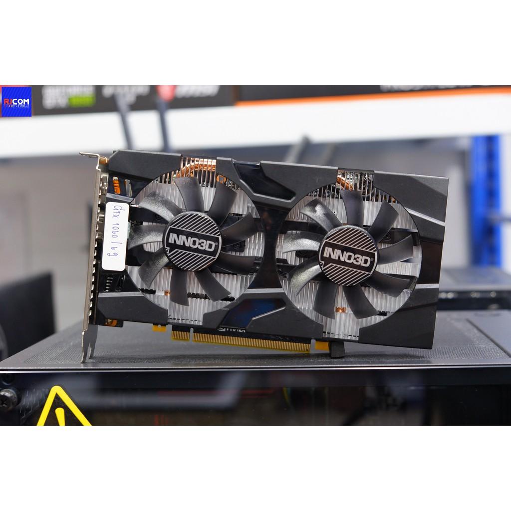 การ์ดจอ INNO3D GTX1060 6G [NoBOX]