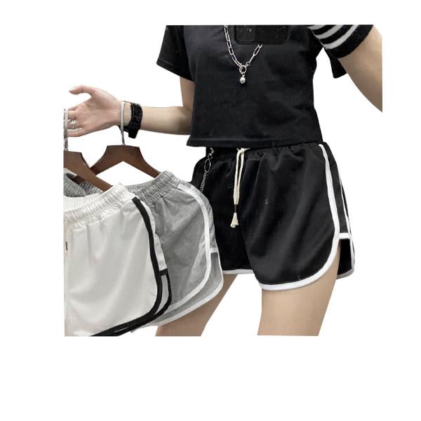 -🍬พร้อมส่ง🍬-- กางเกงขาสั้นใส่นอน ใส่ออกกำลังกาย กางเกงสปอร์ต (A03-03-1)