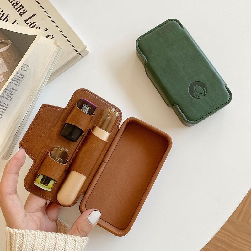 ❈เหมาะสำหรับ RELX Cigarette Holder Storage Box Dustproof Yueke 1st Generation, 2nd 3rd Spirit Point, 4th Generation Sha