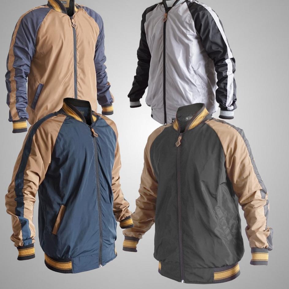 เสื้อแจ็คเก็ต Sukajan ธรรมดา Bomber Jacket