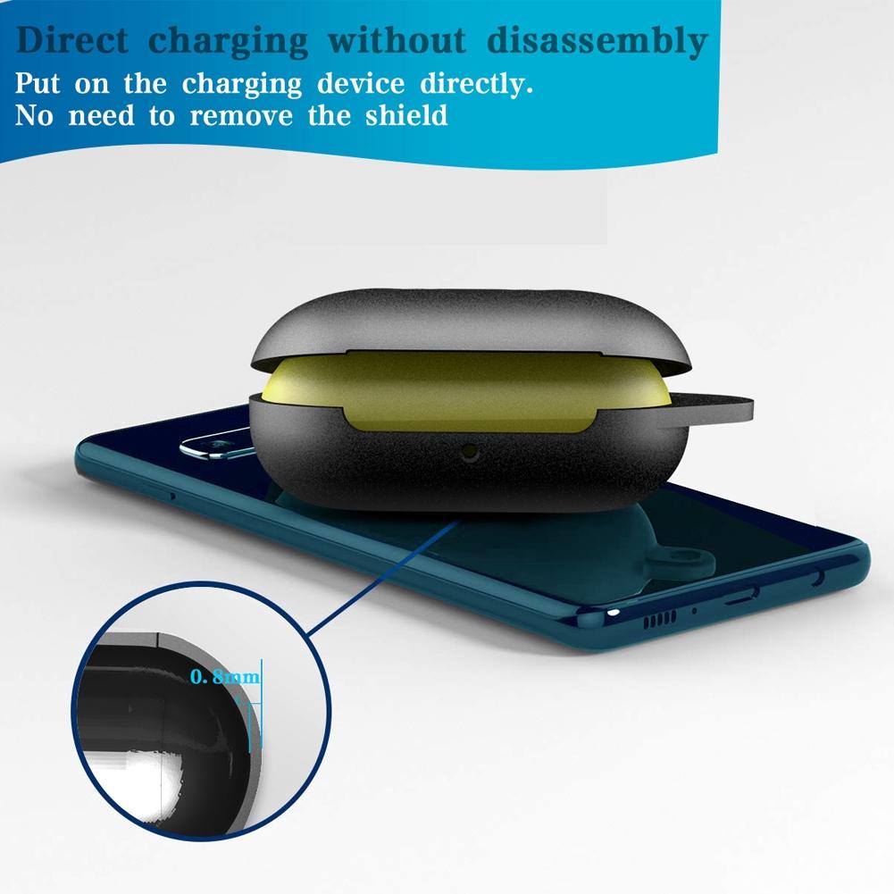 เคสซิลิโคนกันกระแทกสำหรับ Samsung Galaxy Buds