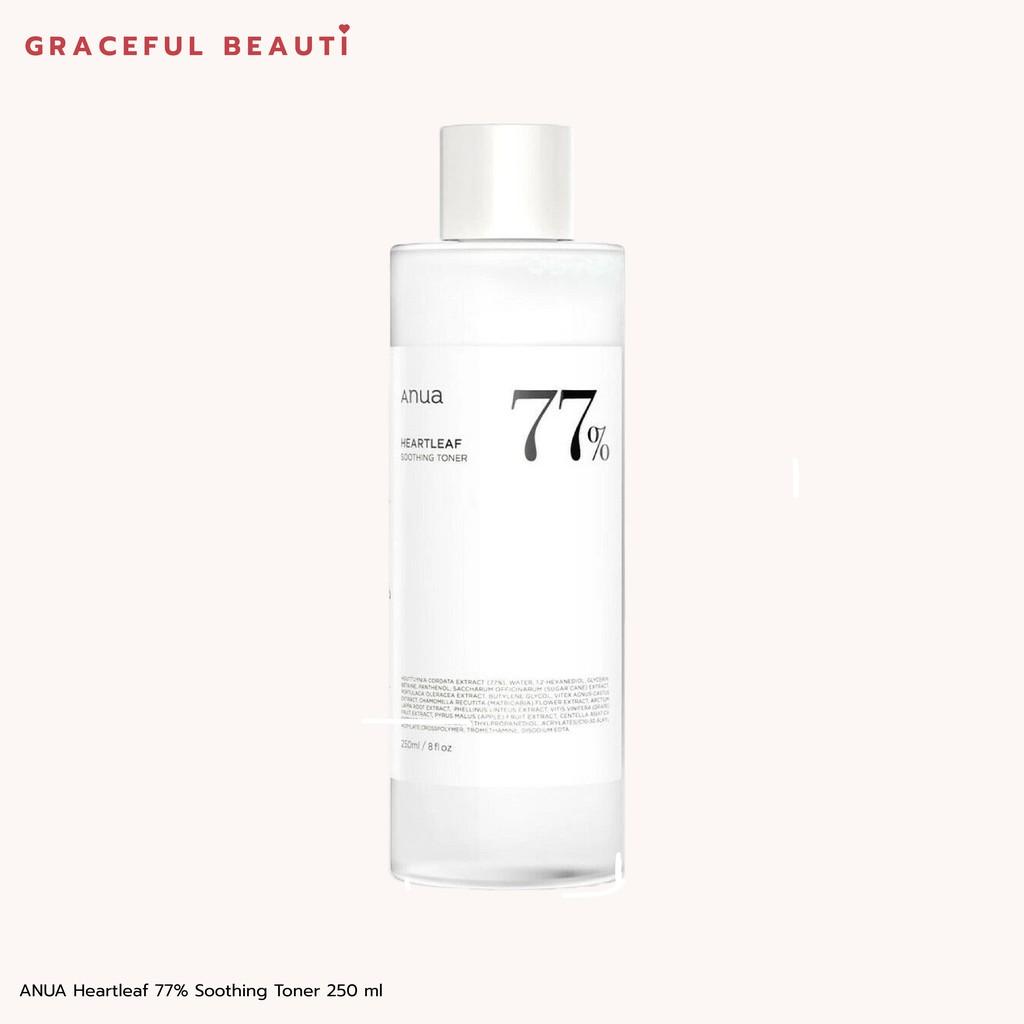 ANUA - Heartleaf 77% Soothing Toner 250 ml