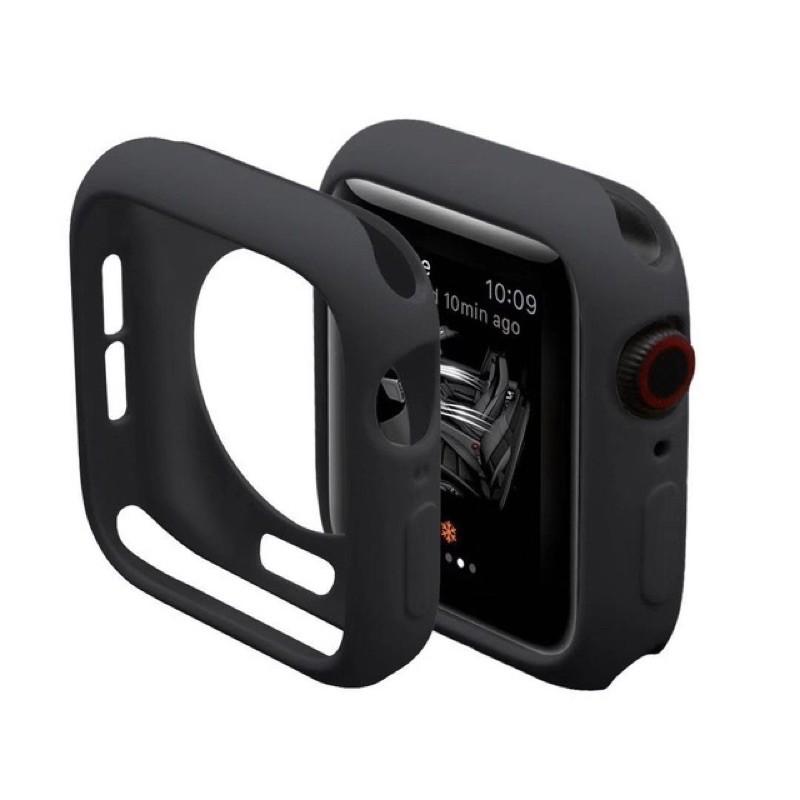 [NEW] พร้อมส่ง apple watch case เคสกันรอยกันกระแทก สีดำ 40mm.‼️