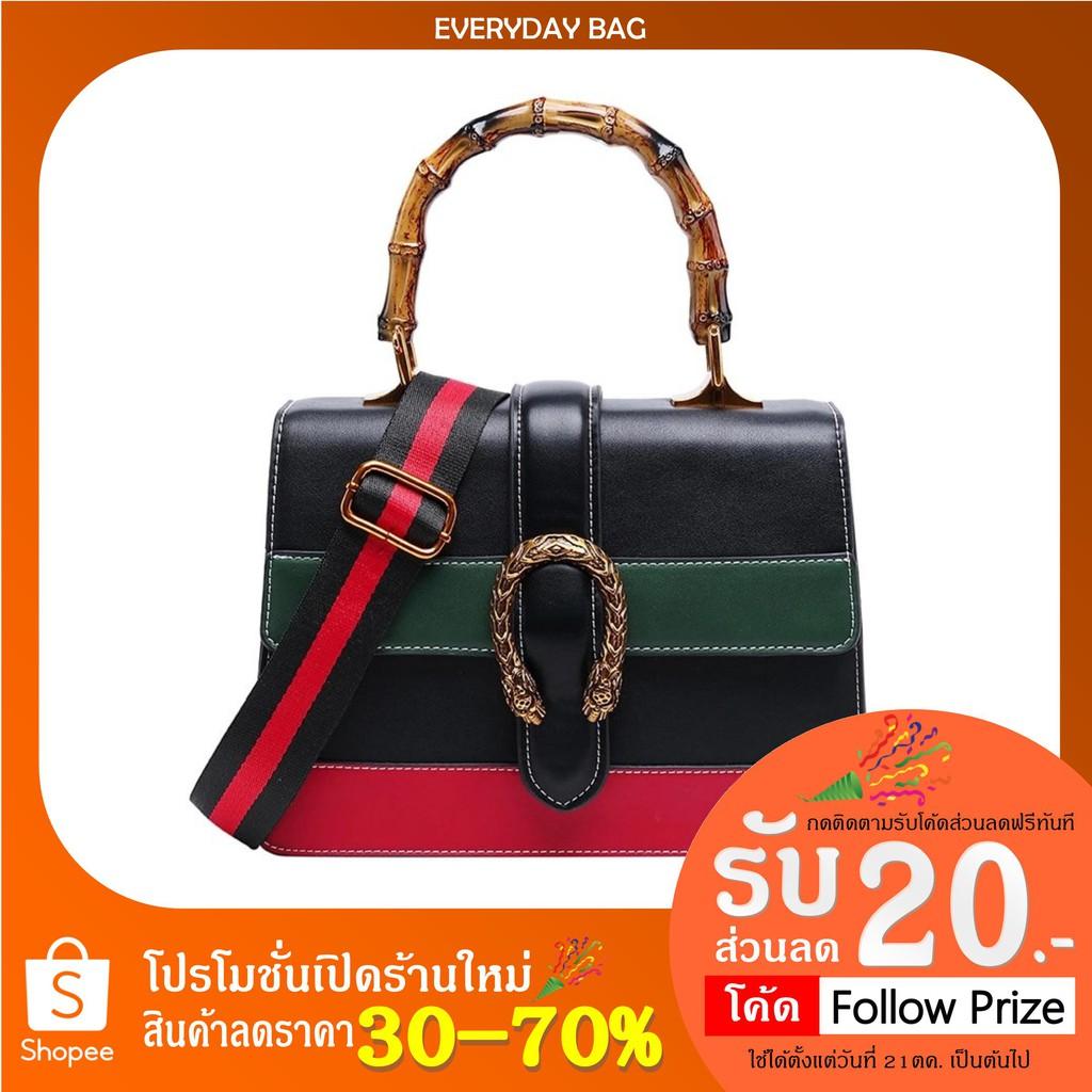 (เก็บโค้ดติดตามลด 20 บาท) กระเป๋า Gucci Dionysus Bamboo มาใหม่ล่าสุด🔥💥