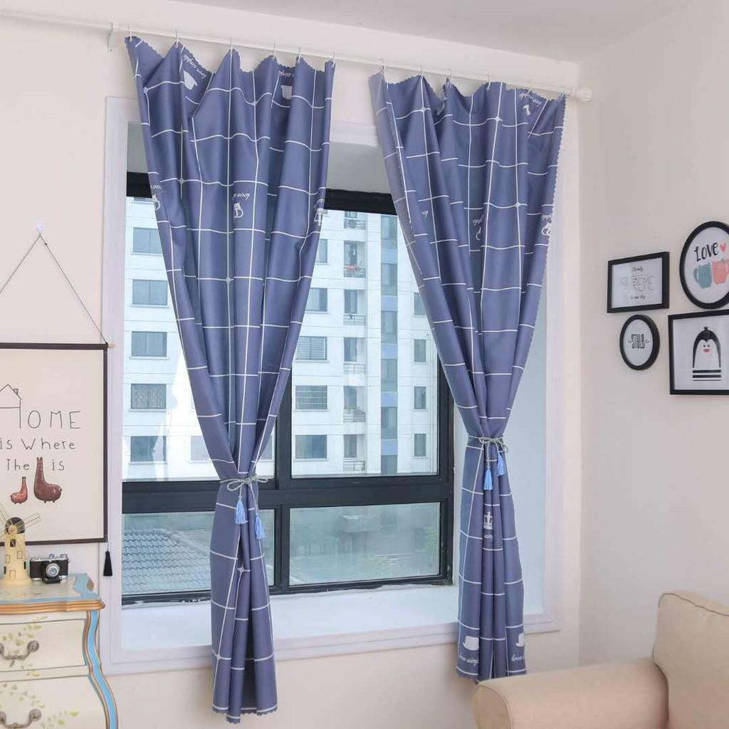 💎ผ้าม่าน ผ้าม่านทึบ ผ้าม่านหน้าต่างกันแสง สำเร็จรูปพรุนผ้าม่านผ้าห้องนอน  ผ้าม่านสำเร็จรูป โปร่งแสงผ้าโปร่ง