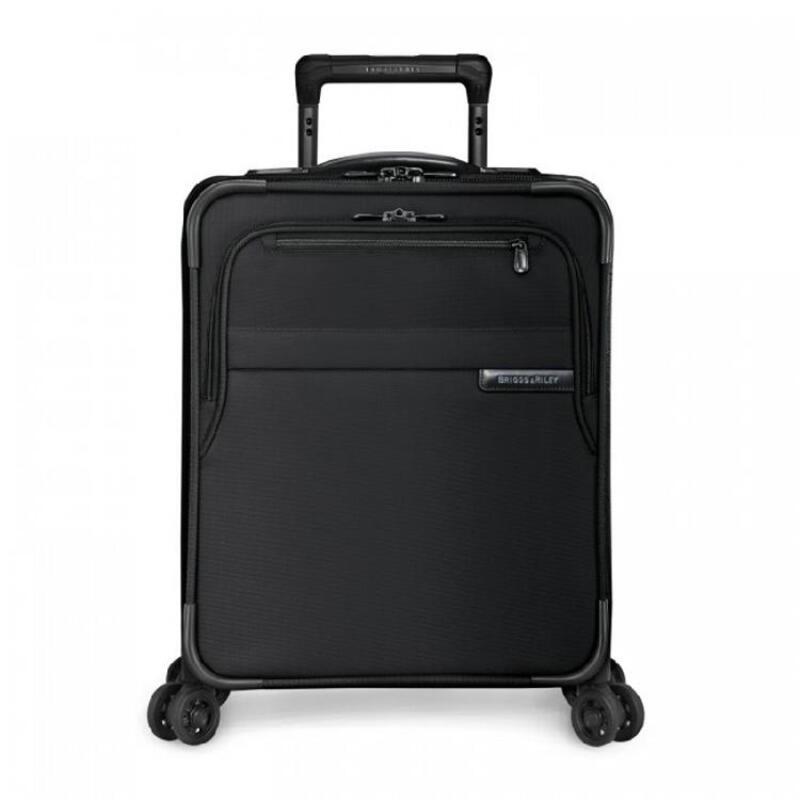 กระเป๋าเดินทาง BRIGGS & RILEY รุ่น U119CXSP-4 ขนาด 18 นิ้ว สี Black