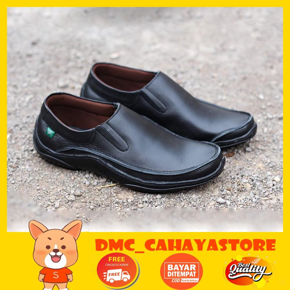 รองเท้าหนังวัวแท้ Cro Gmla1 สําหรับผู้ชาย