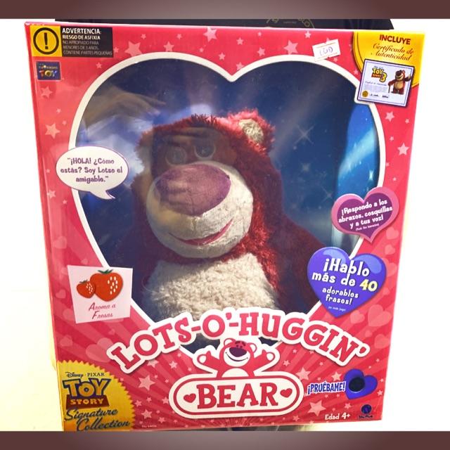 ตุ๊กตาหมี Lotzo Teddy bear Toy story 3 🐻