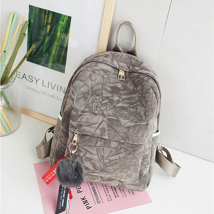 กระเป๋าสะพายไหล่ผ้ากำมะหยี่ความจุขนาดใหญ่ anello กระเป๋าสะพายข้าง coach พอ กระเป๋า sanrio gucci marmont gucci dionysus