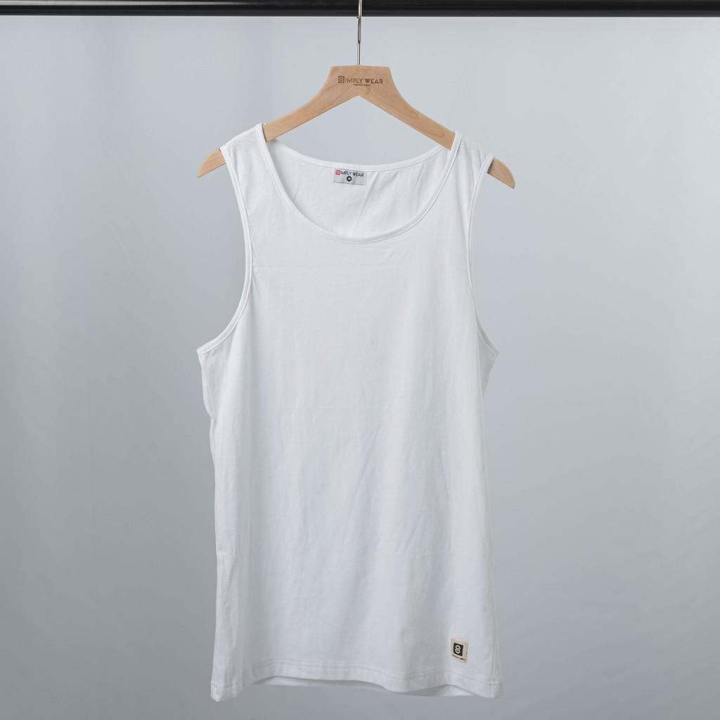 เสื้อกล้ามผู้ชาย Cotton
