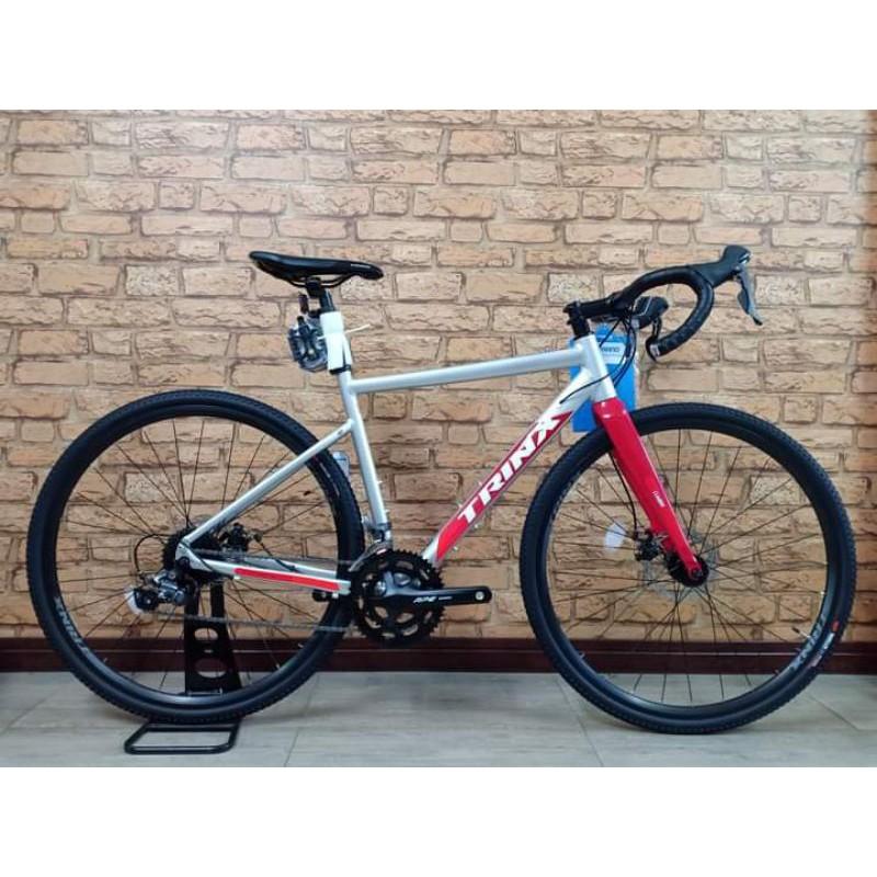 จักรยานเสือหมอบTRINX CLIMBER2.1(2020)Claris16Sp