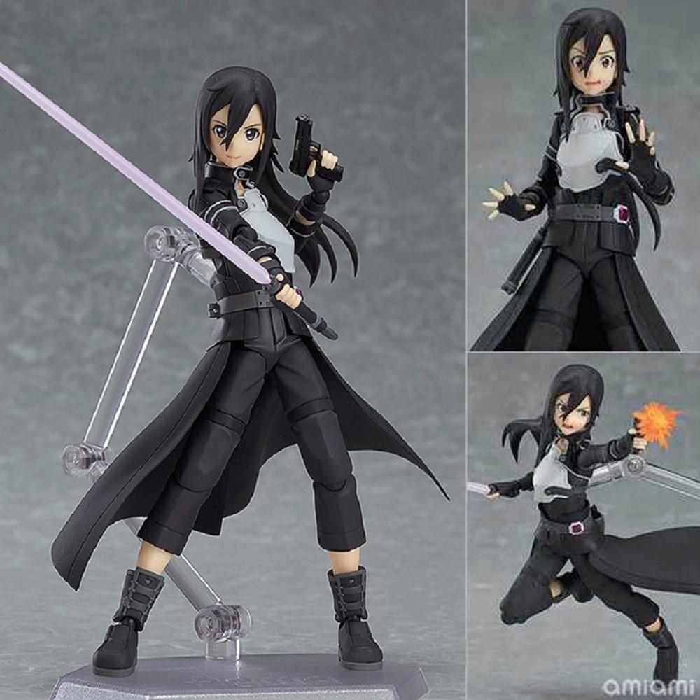Figma ฟิกม่า Model Figure Sword Art Online ซอร์ดอาร์ตออนไลน์ Kirito คิริโตะ Kazuto Kirigaya คิริงายะ คาซุโตะ
