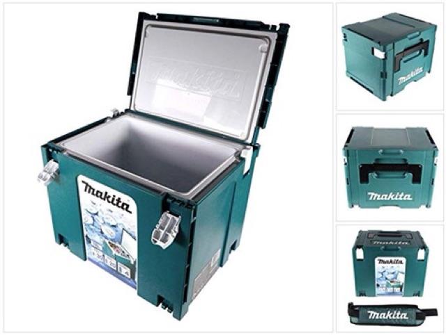 Makita 198254-2 Makpac 3 Kühlbox,Cool Box,Werkzeugkoffer 11 L