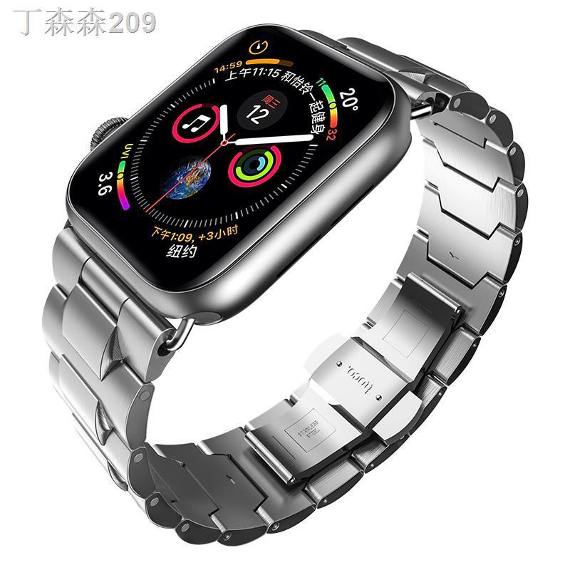✠Hoco. iwatch strap applewatch strap iwatch4 strap smart watch with stainless steel strap metal apple watch series 3 gen