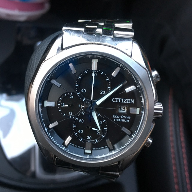 นาฬิกา Citizen Eco-drive