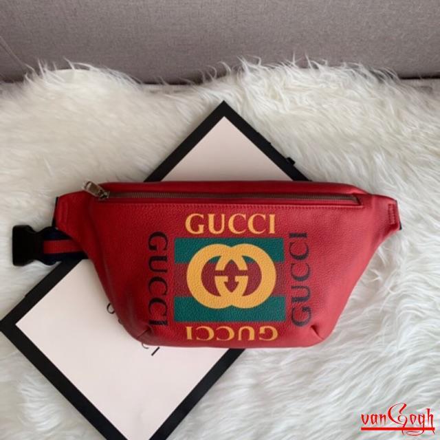 Gucci Belt Bag mini size ราคาสำหรับรูดเต็มจำนวนเท่านั้น มีค่าธรรมเนียมโอนแยก 2%ของแท้ 100%กระเป๋าแบรนด์เนม #กระเป๋าหิ้ว