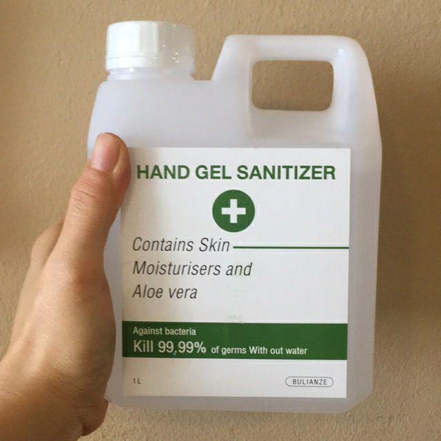 Sale พร้อมส่ง!!  💯alcohol Hand gel 1000 ml เจลล้างมือแอลกอฮอล์