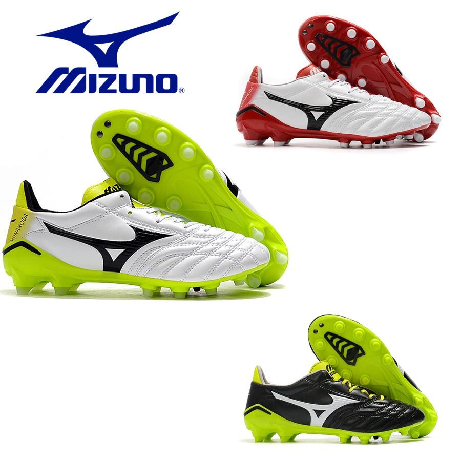 ☢✾Mizuno รองเท้าฟุตบอล รุ่น Morelia Neo II FG