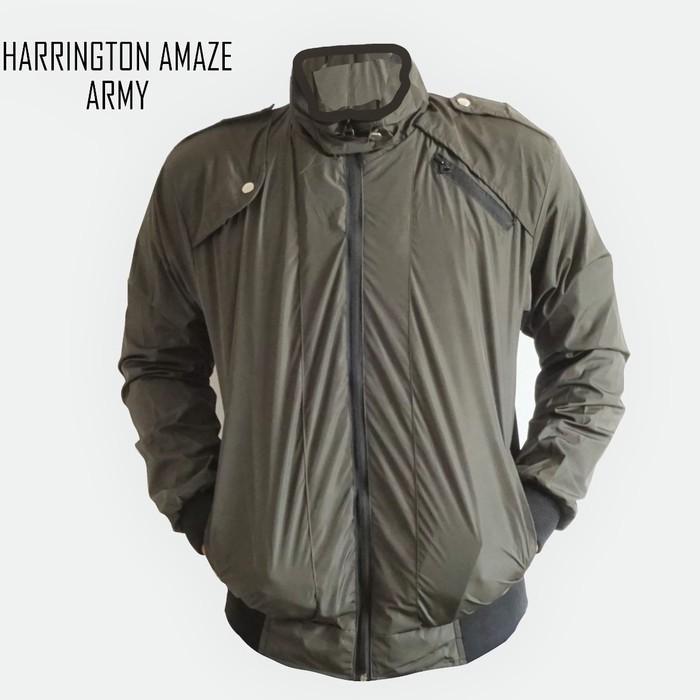 เสื้อแจ็คเก็ตขนาดใหญ่สําหรับผู้ชาย 2020-cro Le253 Harrington Origi