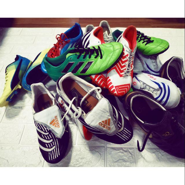 รองเท้าฟุตบอลแท้ มือสอง ราคาส่ง