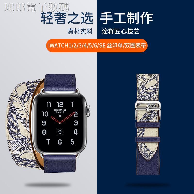 สายนาฬิกาข้อมือสายหนังสําหรับ Applewatch Applewatch 6 Generation 5 / 4 / 3 / 2 / 1 vLYd