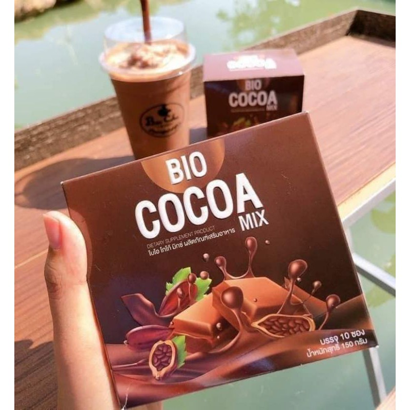 Bio Cocoa ดีท๊อกซ์...