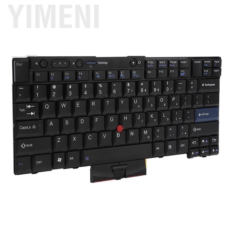 New For IBM Lenovo Thinkpad SL410 SL510 US English Laptop Keyboard Black