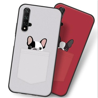 Review กรณี TPU case Huawei Nova 5T soft case cartoon