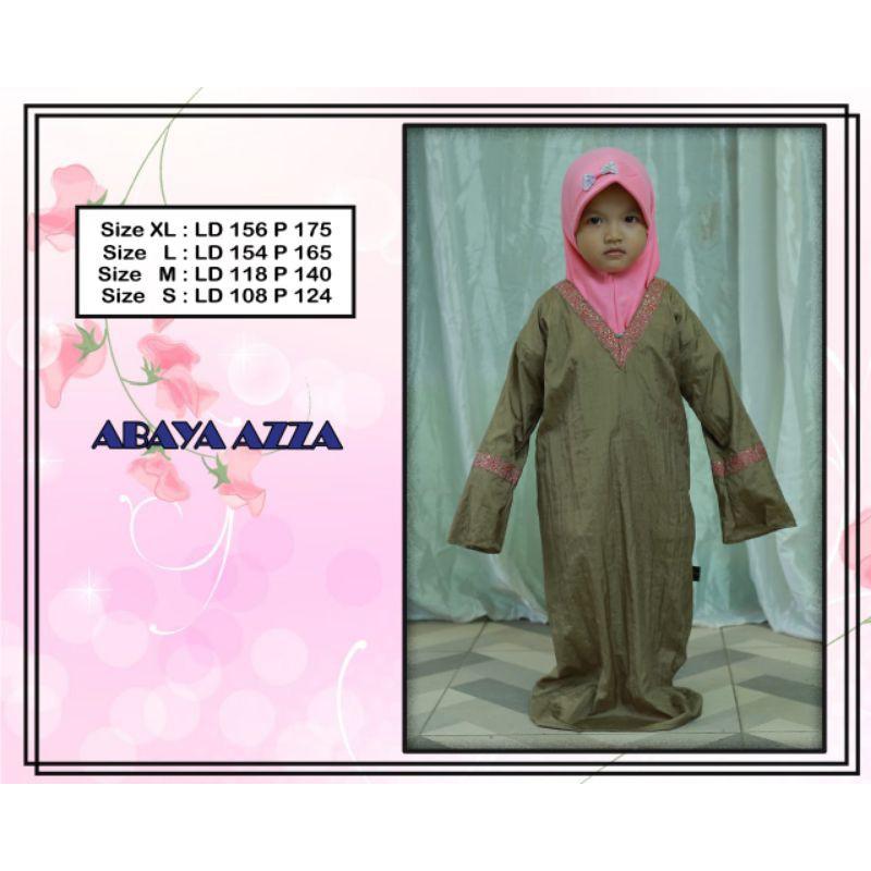 สเปรย์พ่นราคาถูก Abaya Azza S สําหรับเด็ก (1-4Th)