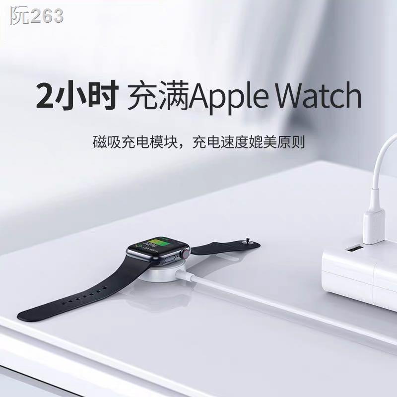 ♨◆✶เครื่องชาร์จ Apple Watch universal iwatch6 / se 5/4/3/2/1 รุ่น applewatch series4 แม่เหล็กชนิดดูดไร้สายชาร์จเร็ว mf