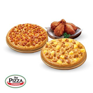 The Pizza Company [Scan & Pay] ส่วนลด ฿15