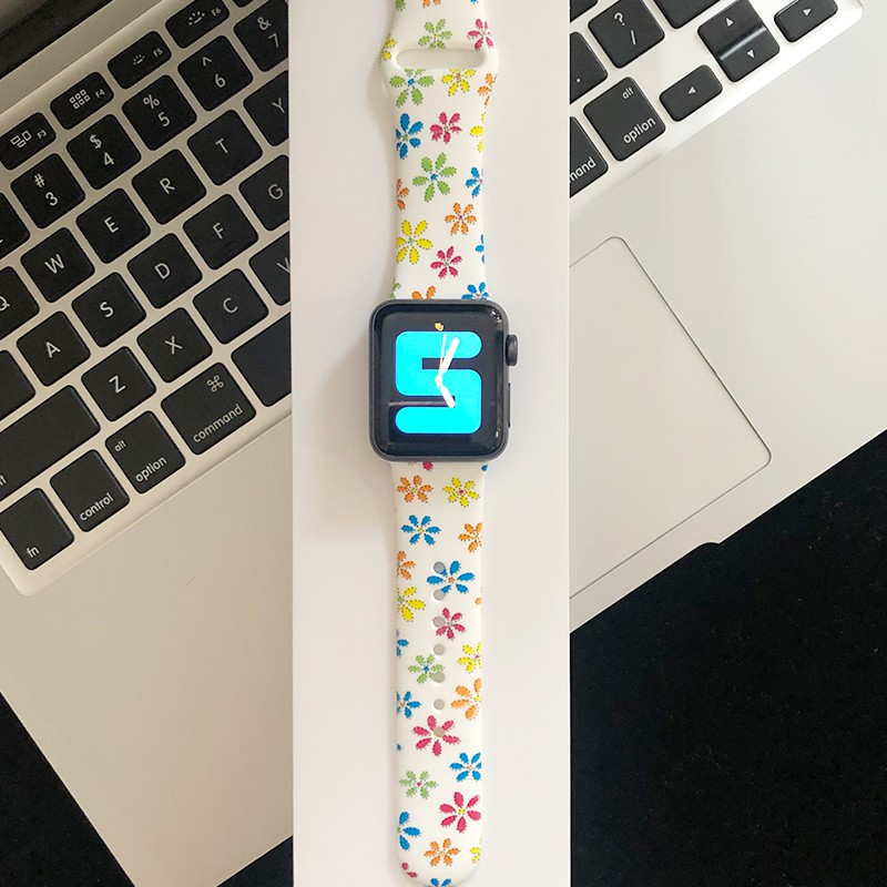 สายนาฬิกาข้อมือ Applewatch 40 มม .