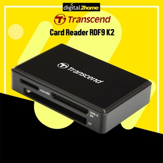 Transcend Card Reader RDF9 K2 (USB3.1)