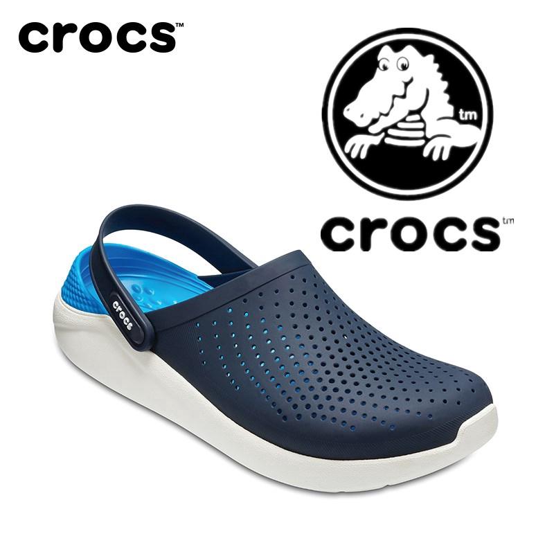 มีสินค้าในสต๊อก! !! !! รองเท้าเดินทางคู่แท้ Crocs อย่างเป็นทางการ