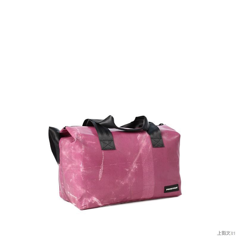 ¤∈✳FREITAG F45 LOIS Sports Bag กระเป๋ายิมกระเป๋าสะพายกระเป๋าถือ Swiss Environmental Crossbody