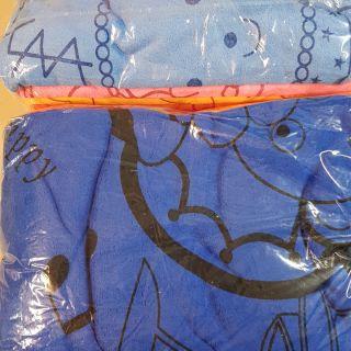 ผ้าเช็ดตัวนาโนผืนใหญ่จัมโบ้88×158cmส่งฟรี