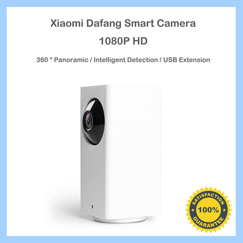 【 Sevan 】 XIAOMI Mijia Dafang IP Camera กล้องวงจรปิด 1080P 32GB FHD WiFi  Night Vision CCTV 110°