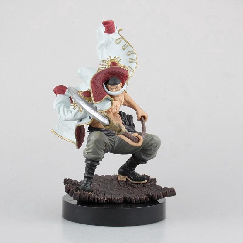 One Piece White Beard Edward Newgate ACGN Garage Kit Anime Action Figure Toy