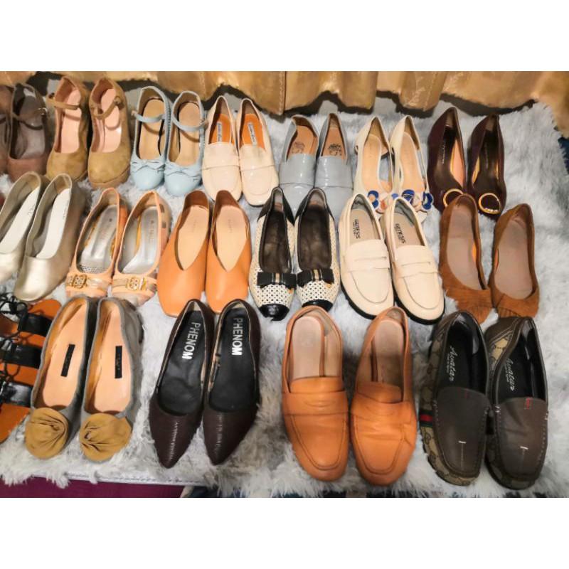 รองเท้าคัชชูมือสองราคาถูก