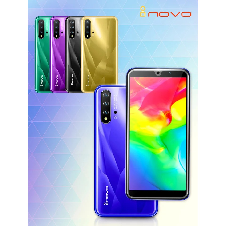 iNOVO I-812 V1  โทรศัพท์มือถือสมาร์ทโฟน