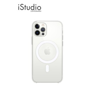 APPLE iPhone 12 / 12 Pro Clear Case รองรับ MagSafe by iStudio by copperwired