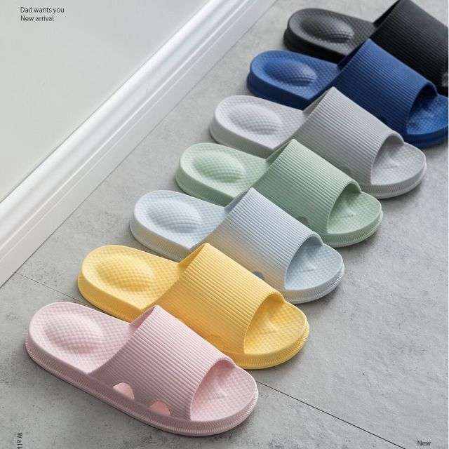 รองเท้าเพื่อสุขภาพ รองเท้านวด รองเท้า รองเท้าสุขภาพ รองเท้าแตะ รุ่นยางeva กันลื่น น้ำหนักเบาd66.