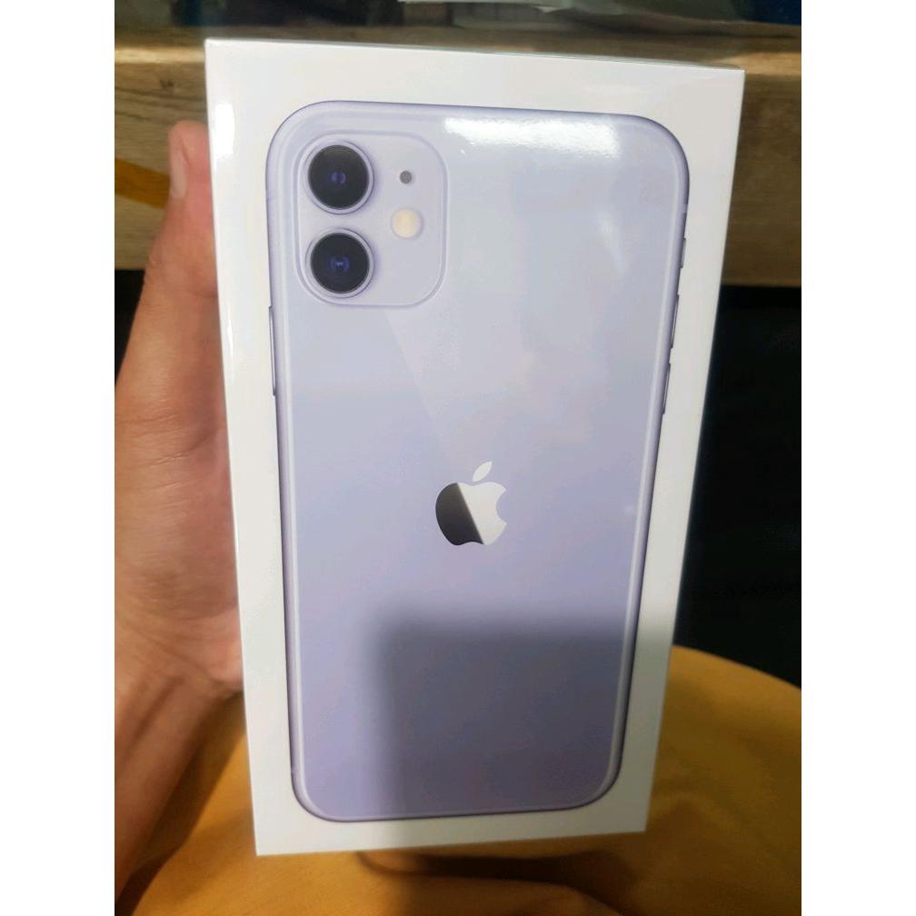 ขาย  iPhone 11 128 g   เครื่องไทยเลย ใหม่ยกกล่อง