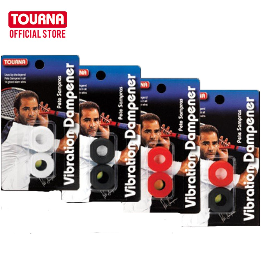 Tourna Sampras- Vibration Dampener- ยางกันสะเทือนเทนนิส.