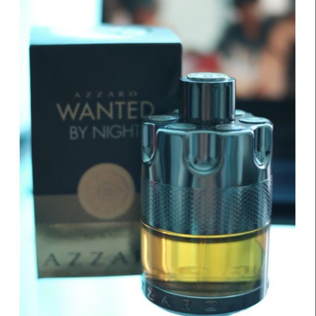 Azzaro Wanted by night แบ่งขาย 5ml
