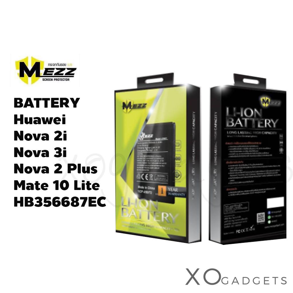 Mezz แบตเตอร์รี่ Huawei Nova 2i / Nova 3i / Nova 2 Plus / Mate 10 Lite / Battery HB356687ECW  แบต  มีมอก รับประกัน1ปี