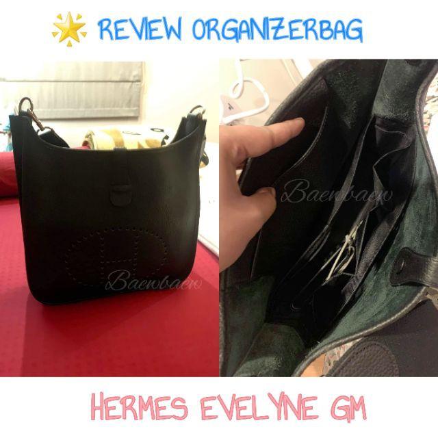 กระเป๋าเดินทางล้อลาก Luggage ที่จัดระเบียบกระเป๋า hermes evelyne pm / gm กระเป๋าล้อลาก กระเป๋าเดินทางล้อลาก