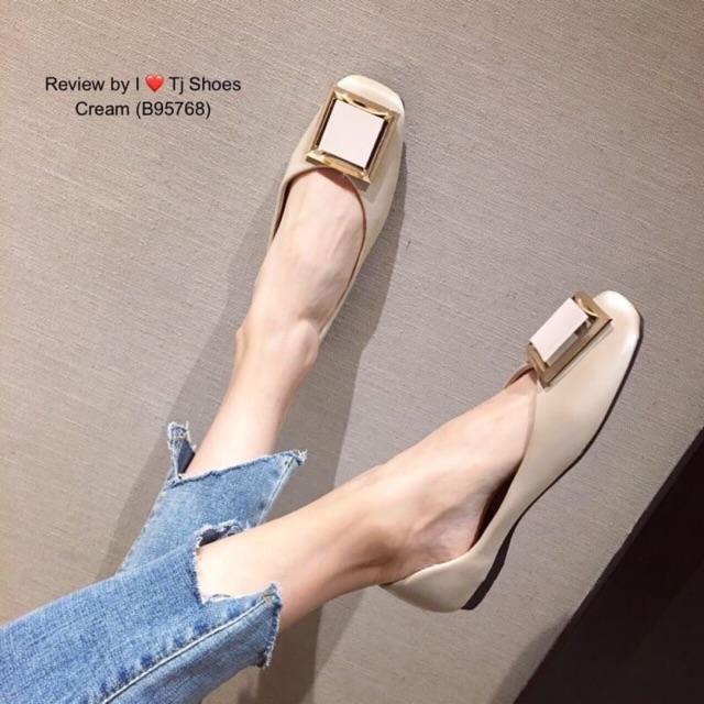 รองเท้าคัชชูเพื่อสุขภาพ ที่สวยเกร๋ใส่สุดๆ B95768