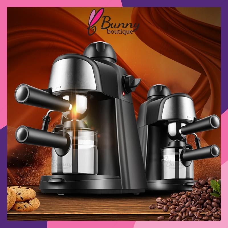 Bunny เครื่องชงกาแฟ เครื่องชงกาแฟสด เครื่องทำกาแฟ เครื่องเตรียมกาแฟ อเนกประสงค์ เครื่องชงกาแฟอัตโนมัติ กำลังไฟ 80W