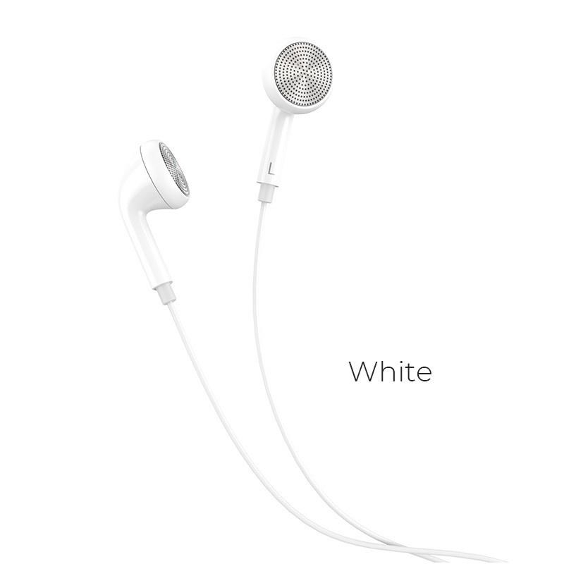 ۩▪Hoco รุ่น M73 Joan universal earphones with mic หูฟังตัดเสียงรบกวน หูฟังพร้อมไมโครโฟนสำหรับสมาร์ทโฟน สินค้าของแท้100%